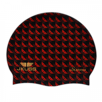 JKUSS JK-03C Black Swim Cap