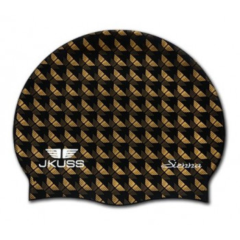 JKUSS JK-05C Black Swim Cap