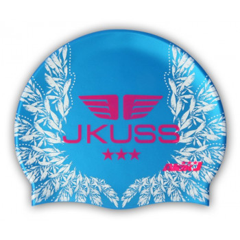 JKUSS JK-11C Aqua Swim Cap
