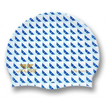 JKUSS JK-01C White Swim Cap